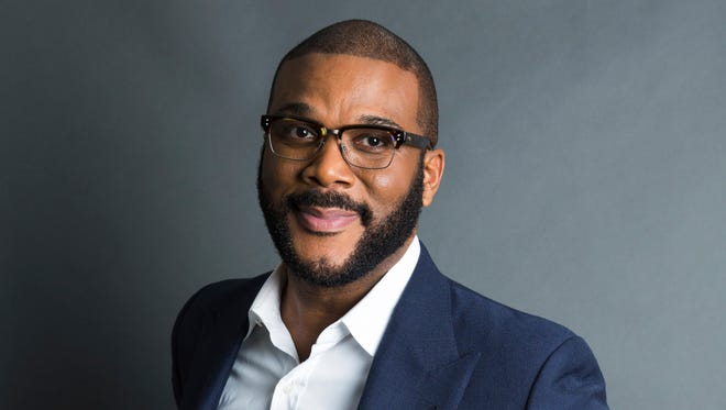 "Tyler Perry is not giving out free scholarships via Facebook. It's another scam during back-to-school season. Actor-filmmaker and author Tyler Perry poses for a portrait in New York to promote his book, ""Higher Is Waiting"" in November 2017."