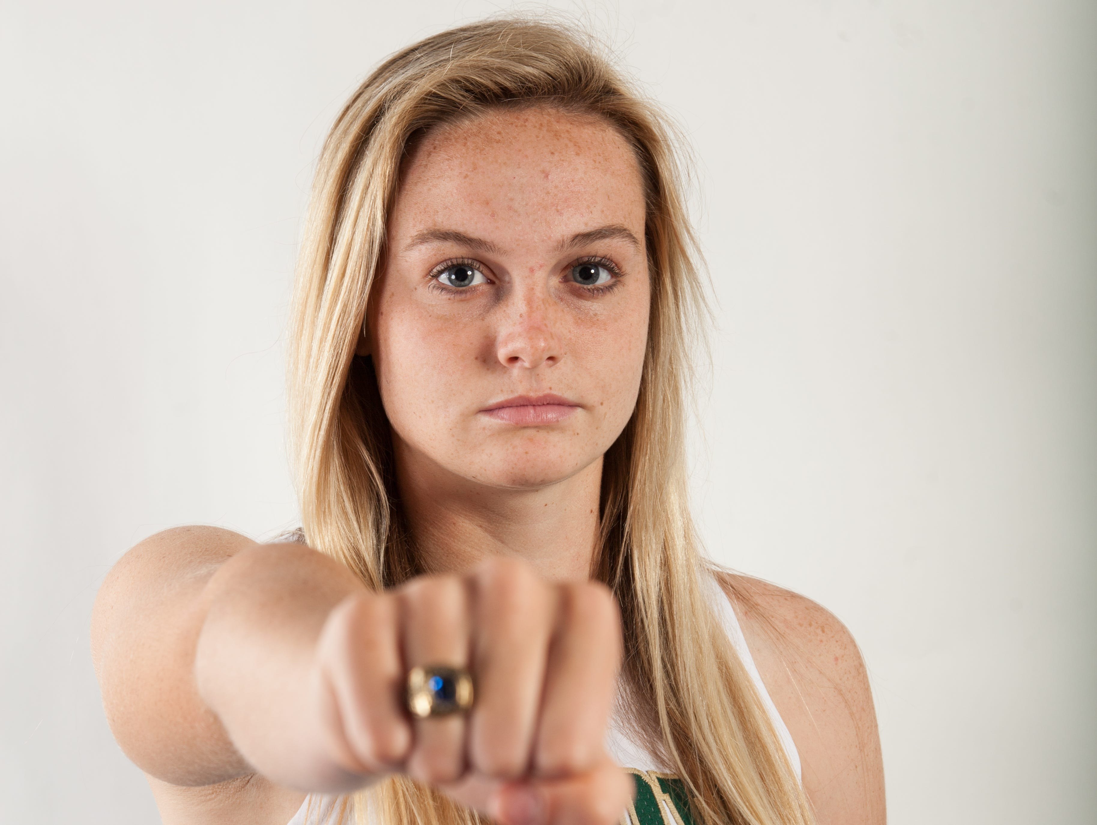 A three-sport athlete, Snow Canyon's Madison Mooring has been named the Spectrum's Female Athlete of the Year.
