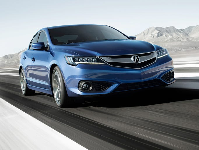 The ILX is Acura's most affordable sport sedan and