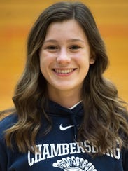 Hannah Raines, Chambersburg girls lacrosse