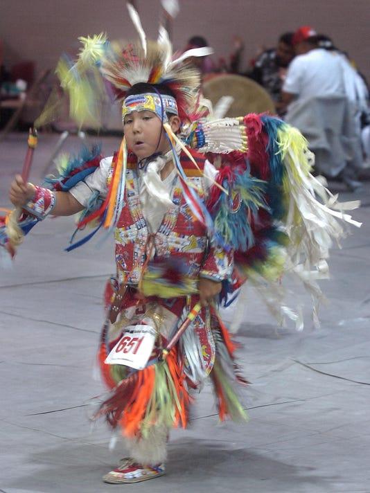 1 Heart Butte Dancer