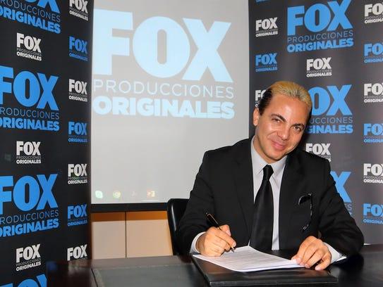 Para el director Gustavo Loza, el talento nato de Cristian