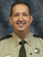 Lonny Pulkrabek, Johnson County sheriff