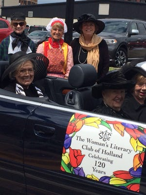 The Holland Woman's Literary Club.
