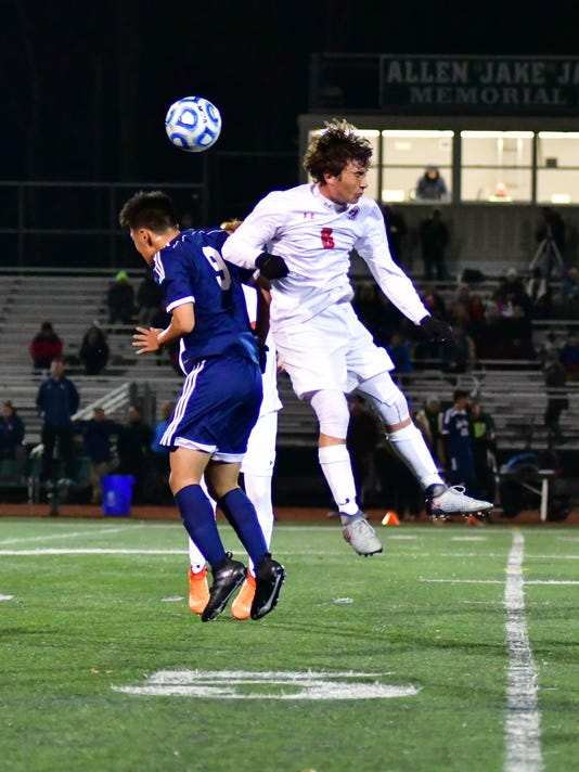 NJSIAA Group 3 boys and girls soccer semifinals at Livingston High School
