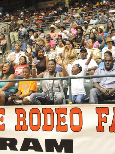 Mississippi Black Rodeo | Gallery