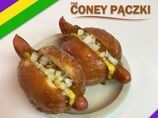 Coney Packzi at American Coney Island