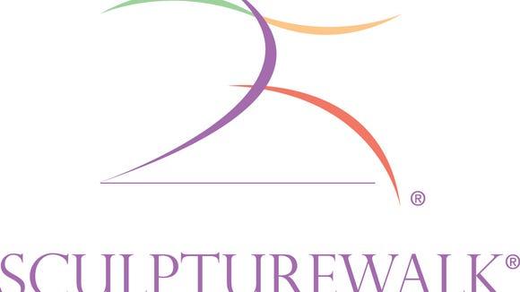 SculptureWalk logo.