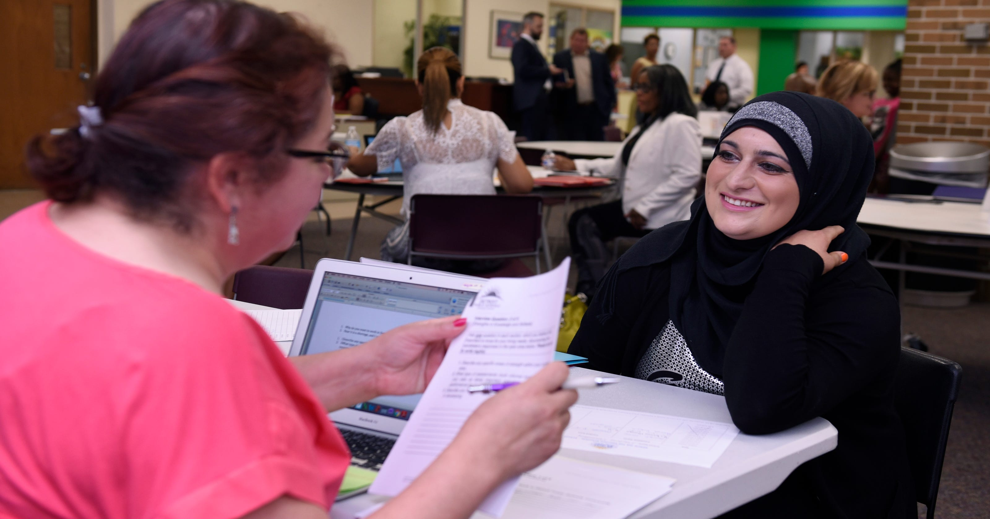 Teacher Recruitment Takes Many Forms In Detroit