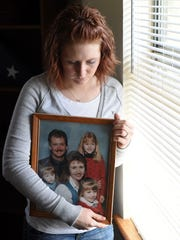 Kristin Taylor reflects on the life of her father, Charles Wayne Cooper Jr., who committed suicide in 2011. She hopes that sharing her story can help others.