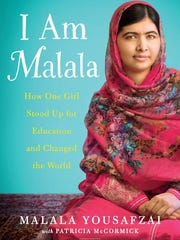 'I am Malala' by Malala Yousafzai with Patricia McCormick