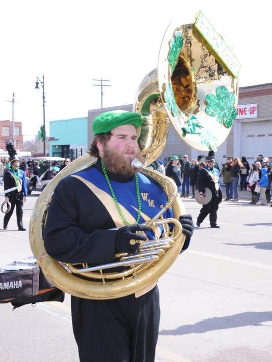 4 - wsd st. pat's parade