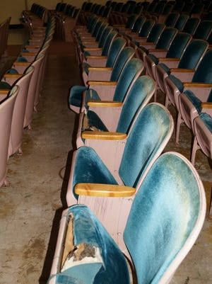 A committee planning a fundraiser Nov. 18 is hoping to raise enough money to renovate the Webster Stanley Middle School auditorium, which has seats in dire need of repair.