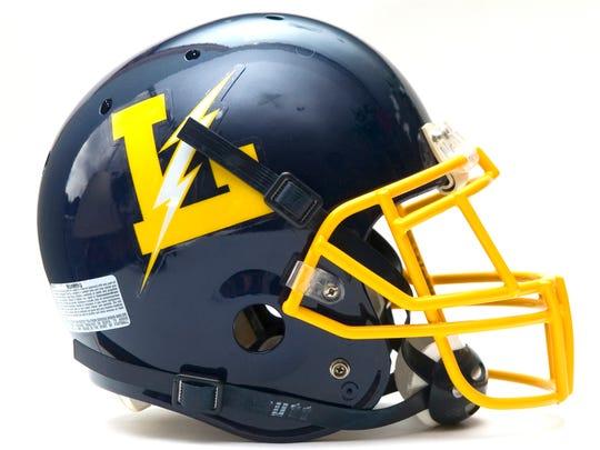 Littlestown football helmet