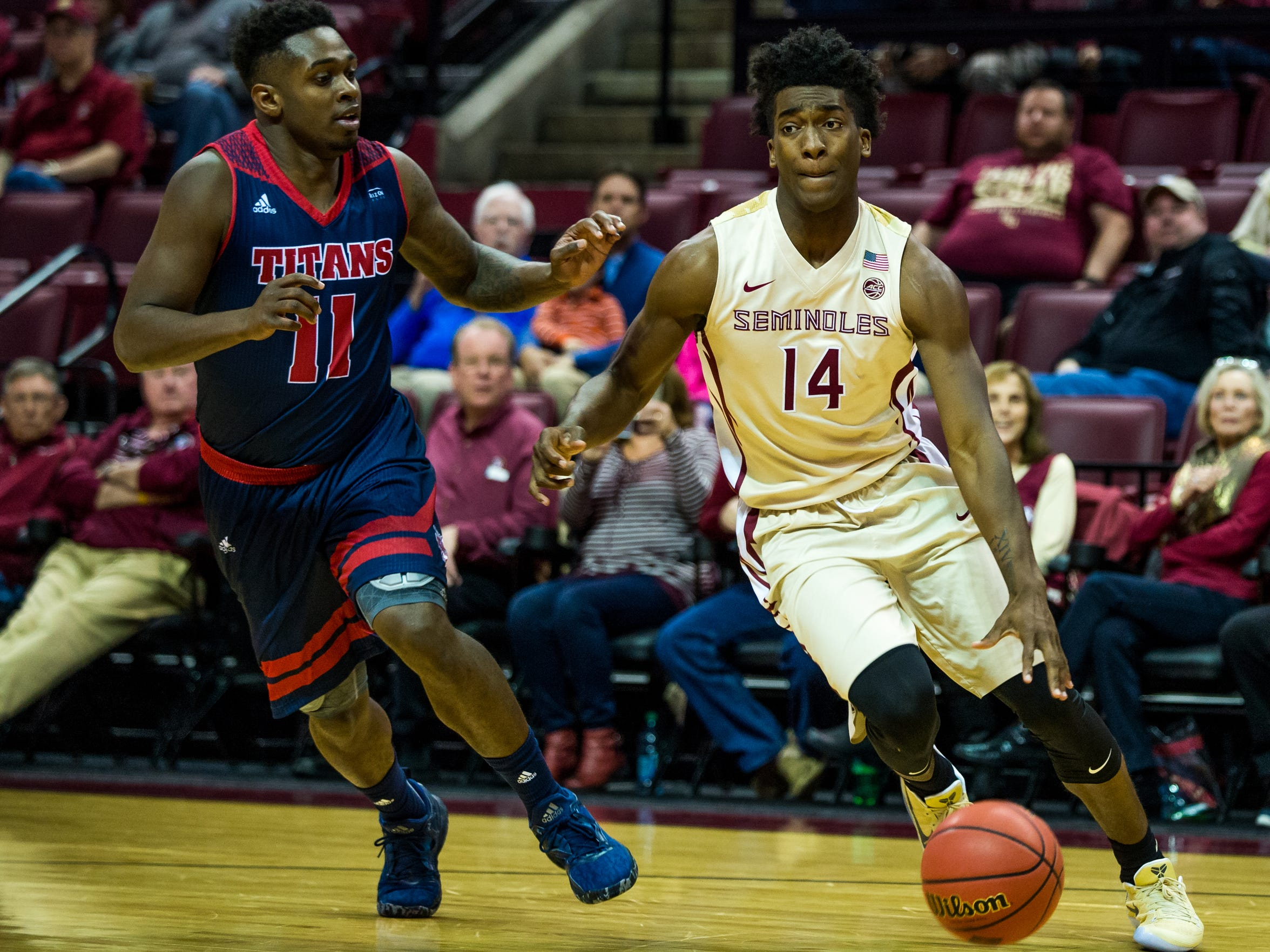 Mann has become one of FSU's most versatile players.