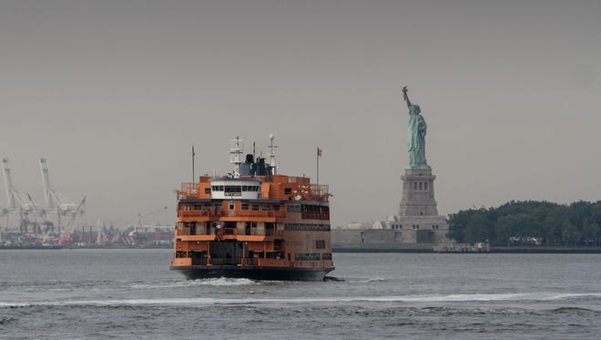 South Amboy officials anticipate a functioning, permanent ferry service between South Amboy and Manhattan in 2020.