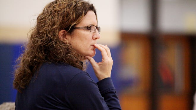 Jan Williams coached the junior varsity volleyball team at Lee High for three seasons before leading the varsity the past five seasons.
