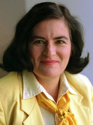 Columnist Ann McFeatters