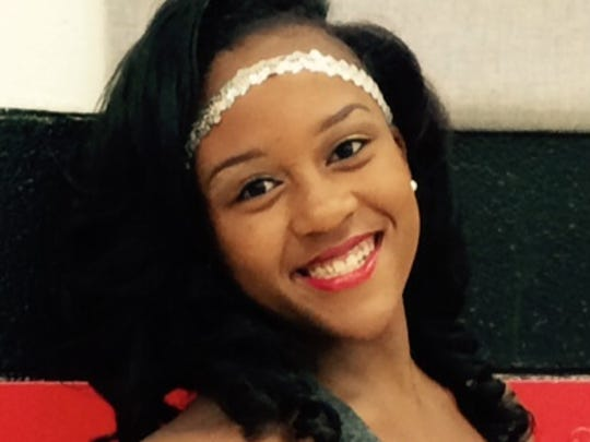 Aleya Domingue attends Northside High. She is a member of Lafayette Junior Leadership.