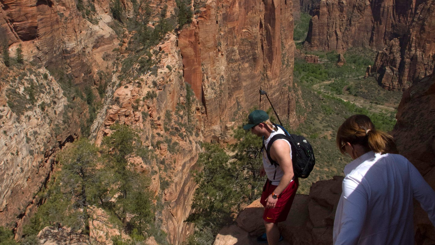 Enjoy zion and bryce don 39 t fear the crowds for Zion motors st george