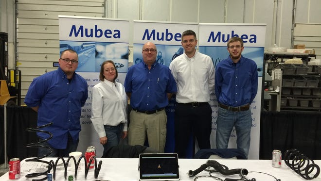 Mulbea will be among those welcoming job seekers at NKY Veterans Job Fair.