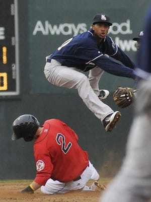 Roberson alum Justin Jackson has been in professional baseball for nine years.