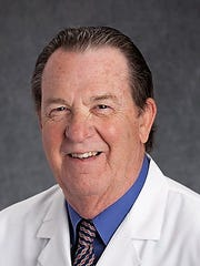 Dr. Richard Westbrook, El Paso orthopedic surgeon.