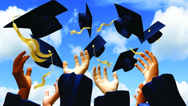 Fairview High School hopes to host an outdoor graduation ceremony on Friday - unless it rains.