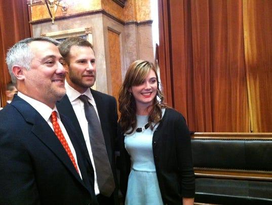 Fred Hoiberg Legislature
