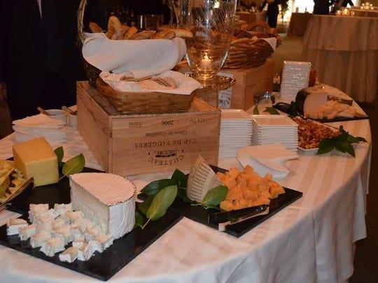 The Bernards Inn has held many wine tastings in the