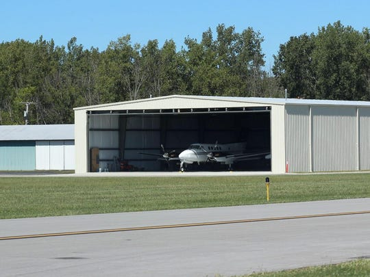The Erie-Ottawa International Airport consistently finds its hangar space at capacity, leading to several expansion projects.