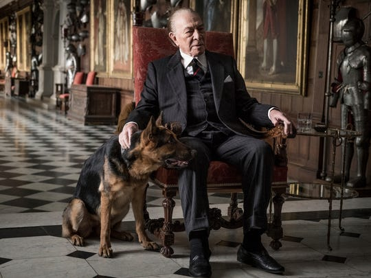 Christopher Plummer as J. Paul Getty in 'All the Money