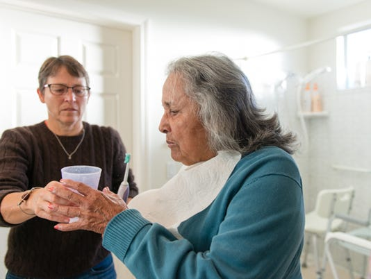 For seniors, teeth need care - but insurance coverage is rare