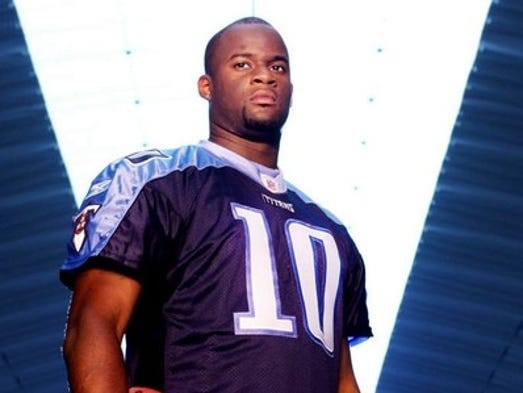 The Titans hope Vince Young see action early, even if he's not the starting quarterback.
