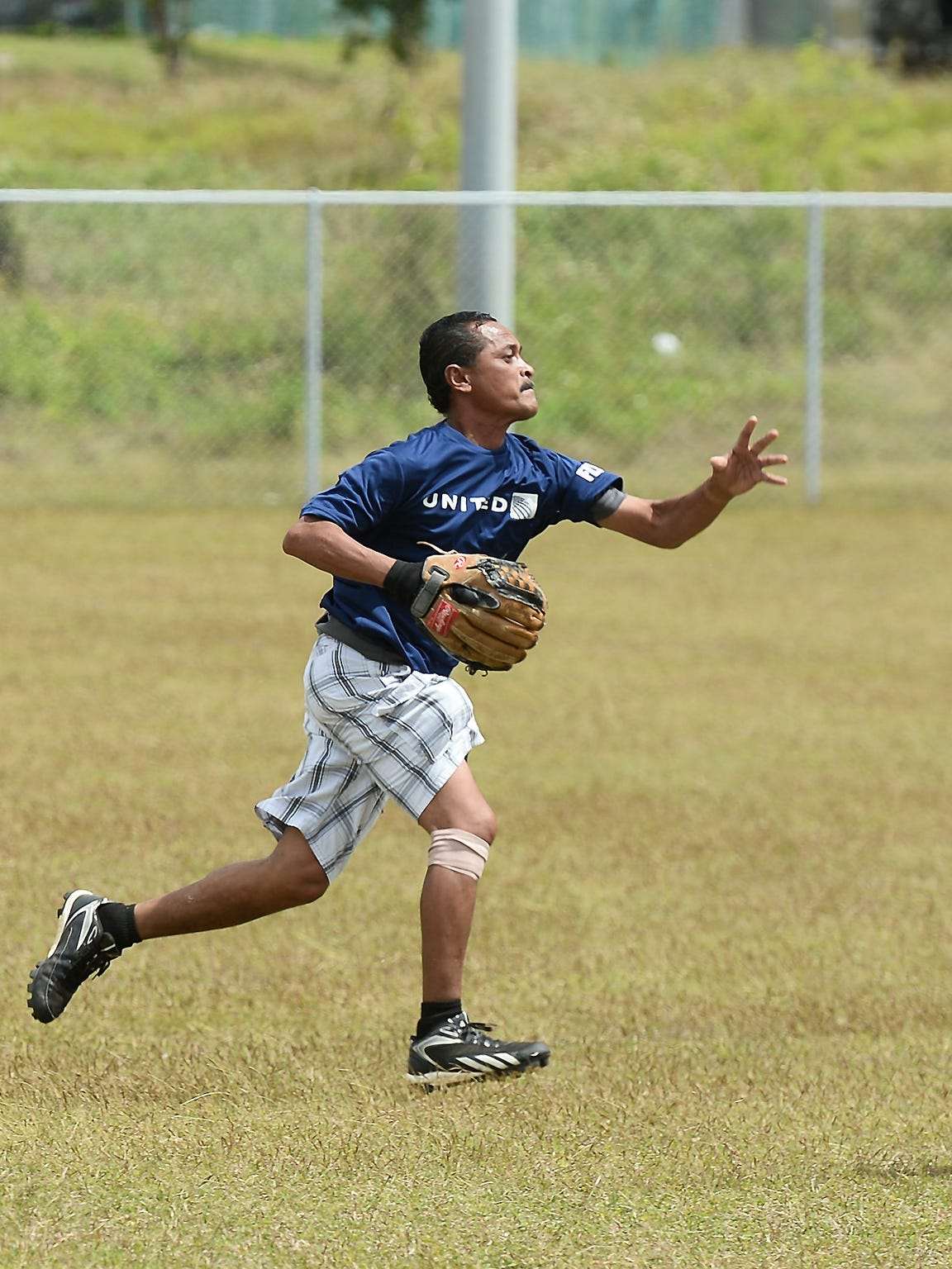 The United Flyers took on the Docomo Reds for their