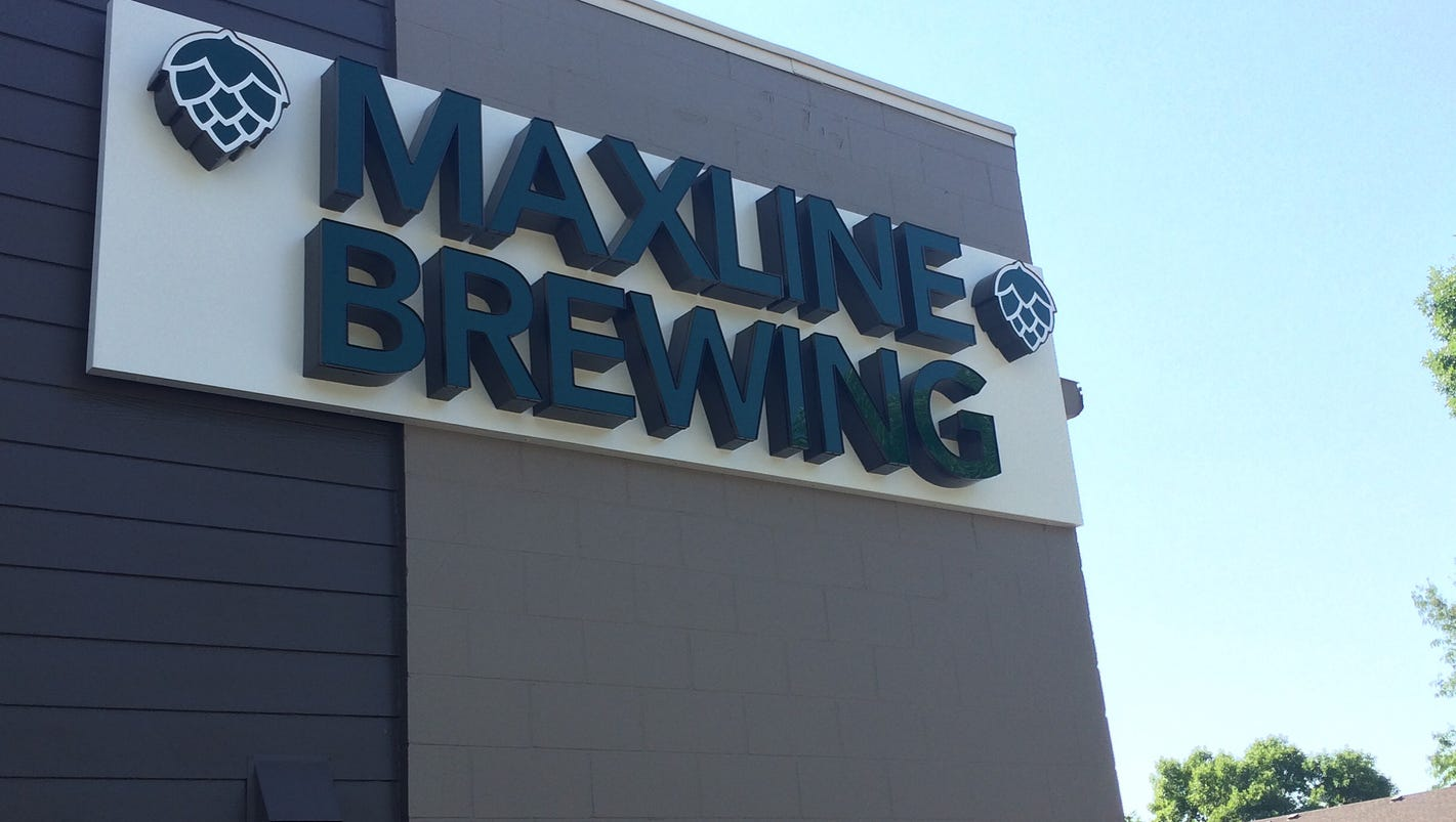 Maxline brewery opens its taproom for 2b cuisine epsom downs