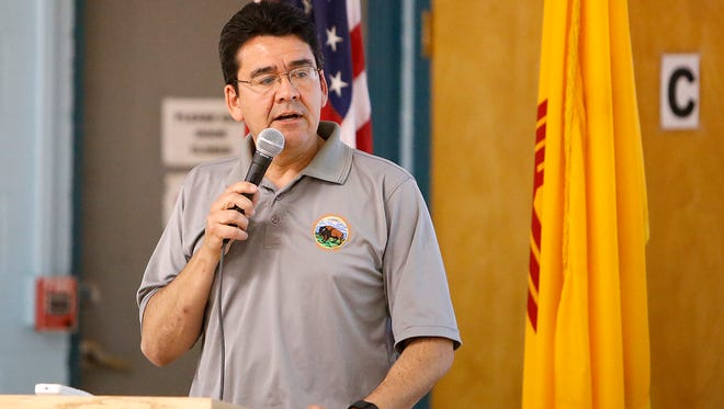 U.S. Department of the Interior Deputy Secretary Mike Connor says a memorandum of agreement dealing with a study of alternative water sources builds on the department's relationship with the Navajo Nation. Connor signed the agreement on behalf of his agency on Wednesday at the Shiprock Chapter house.