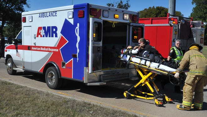 The city of Wichita Falls is considering continuation for another five years of contract with AMR, American Medical Response Ambulance Services, Inc. (AMR) for ambulance service. AMR would serve Wichita County, Wichita Falls, Iowa Park, Burkburnett and Sheppard Air Force Base.
