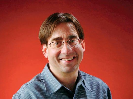 Jeff Anderson, certified sommelier for Westside Liquor Stores for Minnesota.