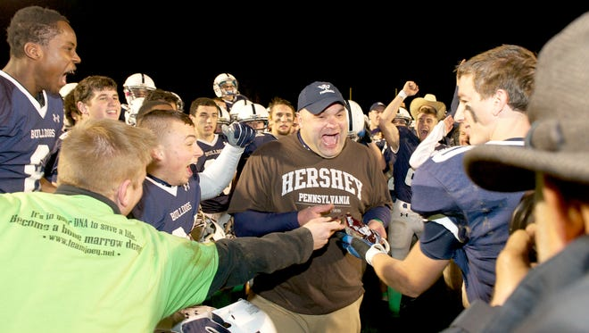 Dallastown coach Ron Miller led West York to the District 3 semifinals four times while winning the title once.
