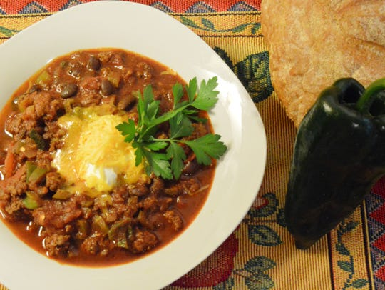 Chili Con Carne is even better when you make your own
