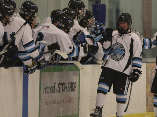 Mahwah -- Boys Hockey --