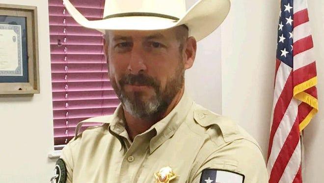 Sheriff Matt Coates