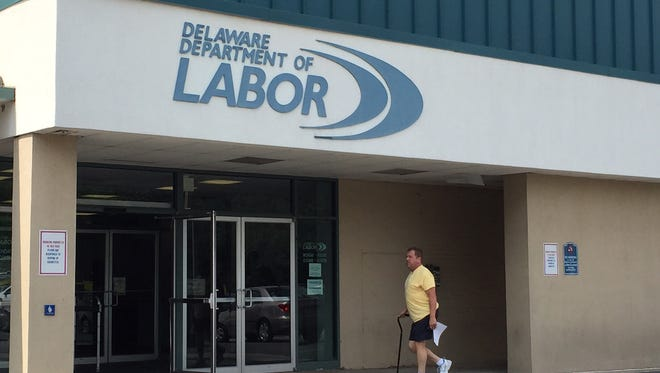 The Delaware Department of Labor in the 4400 block of Market St. in Wilmington, was investigated in the fall by the state Office of Management and Budget.