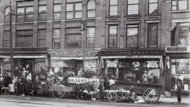 Around 1910.