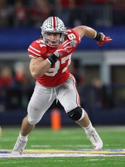 Defensive end Nick Bosa is one of the reasons Ohio