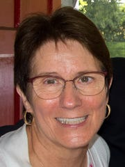 Linda Gaddie has been named one of two finalists for