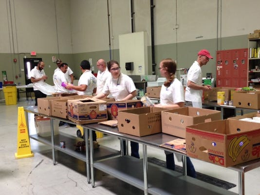 Main_El Pasoans Fighting Hunger Food Bank