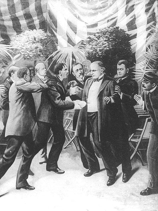 President McKinley assassination