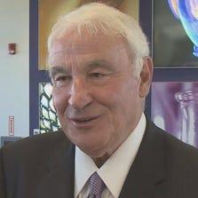 Former Sabres owner Tom Golisano